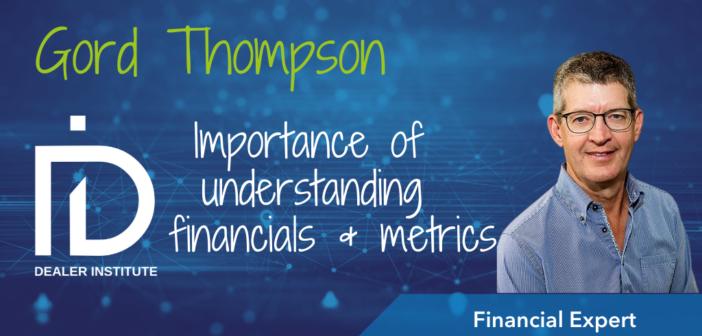 Importance of Understanding Financials and Metrics